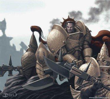 fan art  warhammer 40 000 Vigngardescustodes
